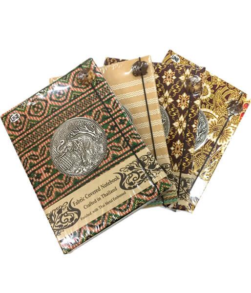 タイスタイルノート (一冊)(11cm×15cm)60枚