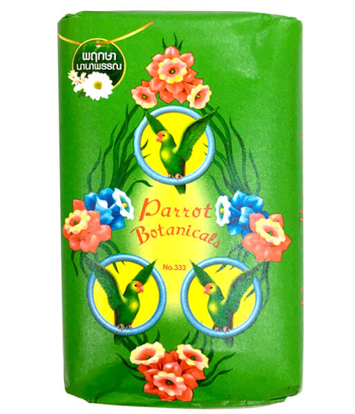 パロット・ボタニカル・ソープ(Parrot Botanicals Soap)110g