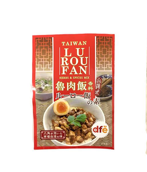 DFE ルーロー飯の素(魯肉飯) 55g