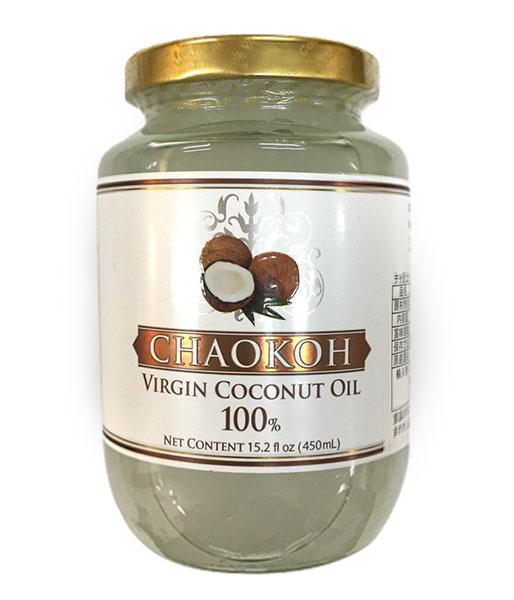 チャオコー ココナッツオイル(450ml)
