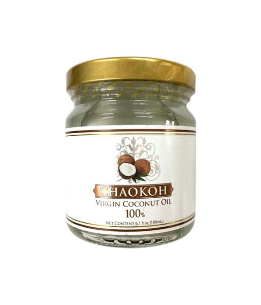ココナッツオイル Chaokoh(180ml)