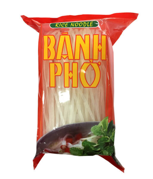 Banh Pho ライスヌードル (ベトナム) 400g