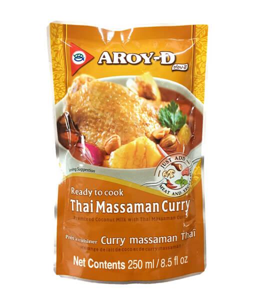 アロイディー マッサマンカレースープ 250ml