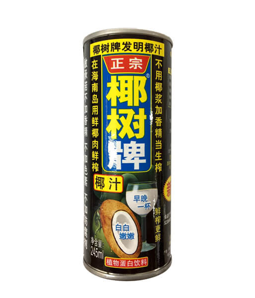 ココナッツジュース 中国(245ml)