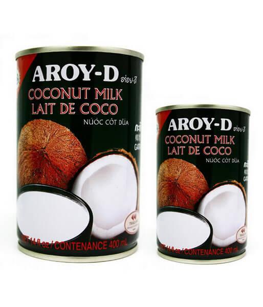 アロイディー ココナッツミルク(カン)小 165g
