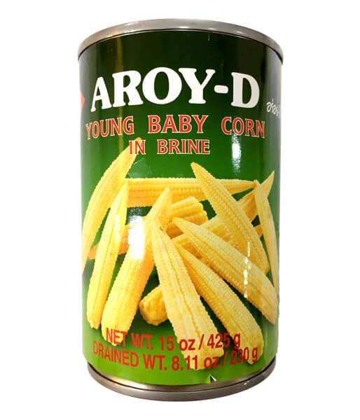 ヤングコーン水煮 AROY-D(425g)