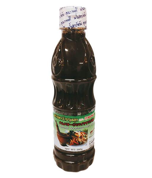 Kanchana ナムプラーラー 389ml