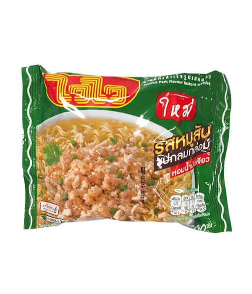 インスタントラーメン豚味(60g)