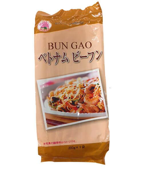 Bun Gao ベトナム ビーフン 200g