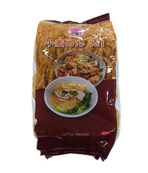 LOTUS 小麦めん 400g