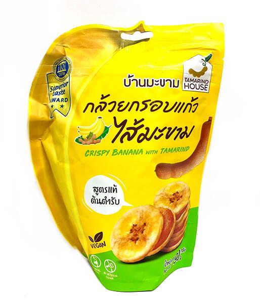 サクサクバナナとタマリンドジャム(90g)
