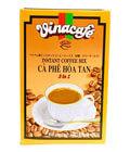 VINACAFE ベトナム産インスタントコーヒーミックス(砂糖とクリーム入り)400g (20gx20袋入り)
