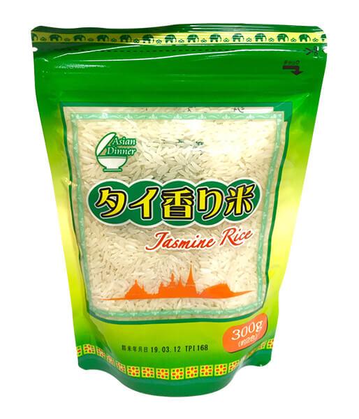 タイ香り米 (ジャスミン米) 300g