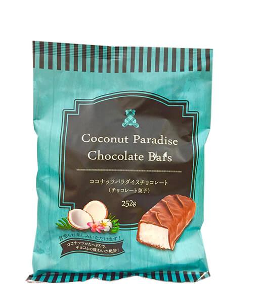 ココナッツパラダイスチョコレート(252g)