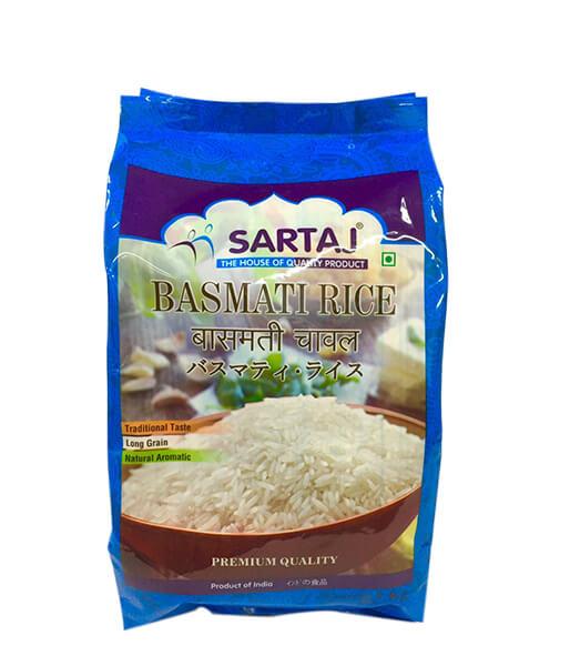 SARTAJ バスマティ ライス 1kg