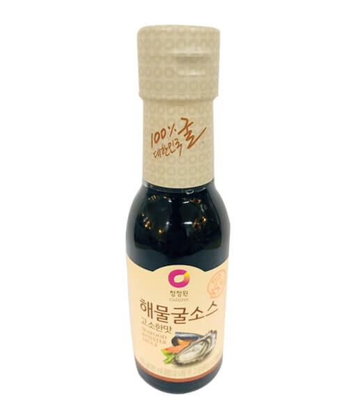 韓国海鮮オイスターソース 155g