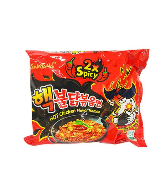 超辛プルタク炒め麺(140g)
