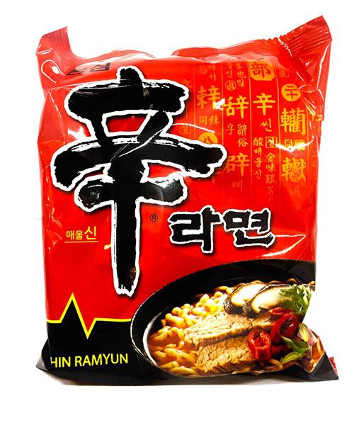 韓国辛口ラーメン(120g)