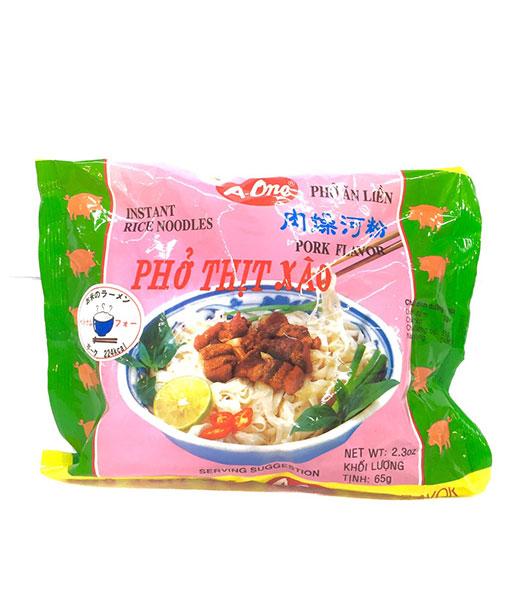 インスタントフォーポーク味(65g)