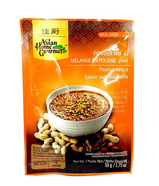 Asian Home Gourmt ピーナッツソース 50g