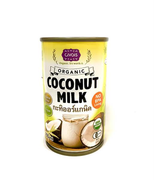 チブギス オーガニックココナッツミルク(160ml)