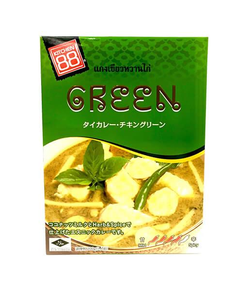 Kitchen 88 タイグリーンカレーチキン(200g)