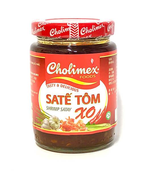CHOLIMEX サテトム (ベトナム ラー油エビ味) 170g