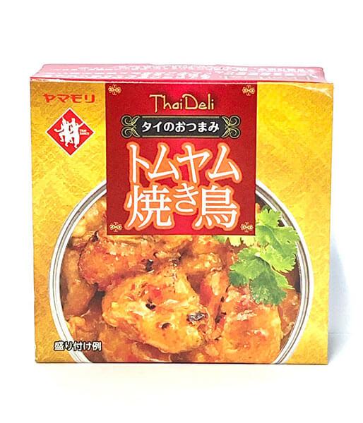 ヤマモリ トムヤム焼き鳥 85g