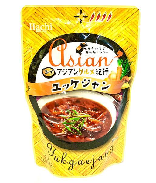 ユッキジャンスープ (辛口) 180g