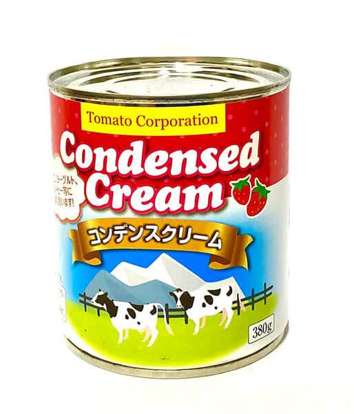 コンデンスクリーム(練乳)(380g)