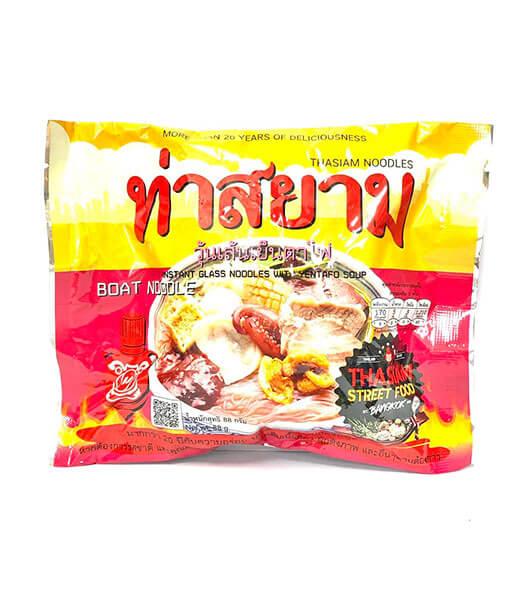 Tah Siam ビーフン(ウンセン)イェンタフォー(88g)