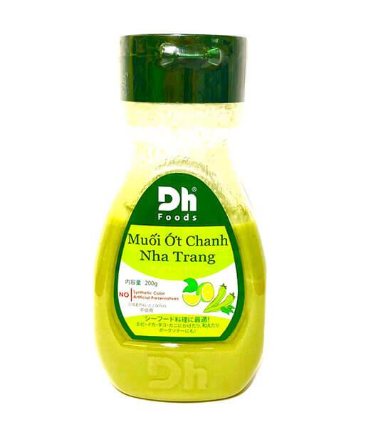 レモングリーンチリソース(200g)