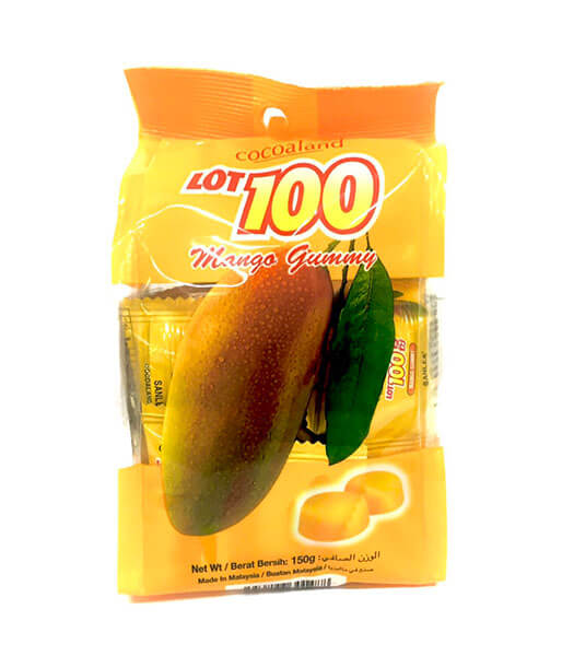 グミキャンディー マンゴー味(160g)
