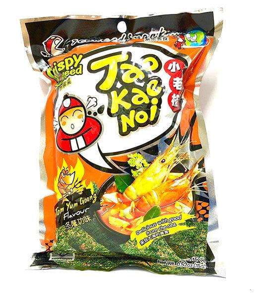 焼きののりスナック トムヤムクン味(15g)