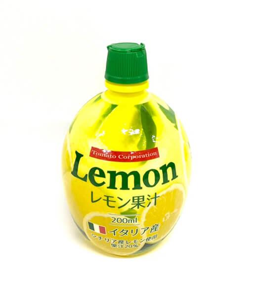 レモン果汁 (200ml)