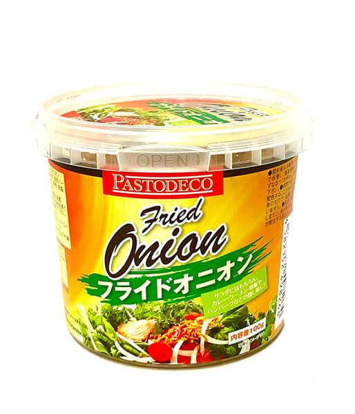 Pastodeco フライドオニオン (100g)