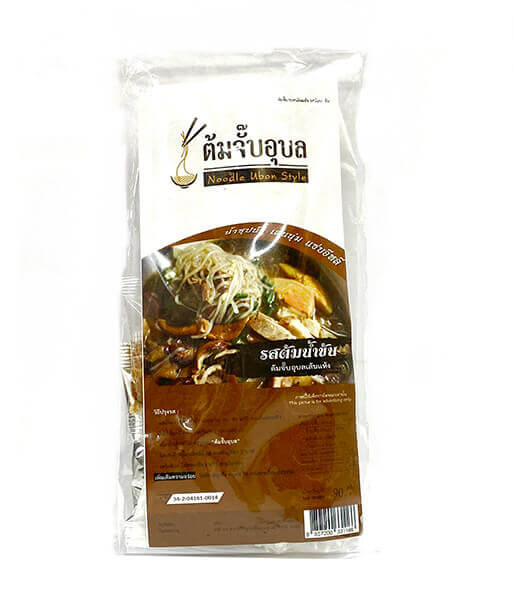 ウボンスタイルラーメン 濃厚スープ味(90g)