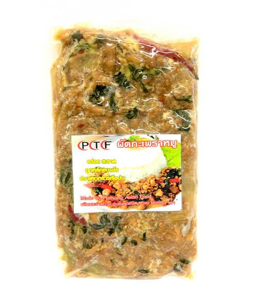 PTF 豚ひき肉とバジル炒め(ガパオ)(200g)冷凍