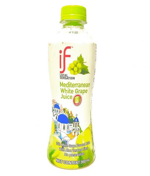 if ホワイトグレープジュース(350 ml)