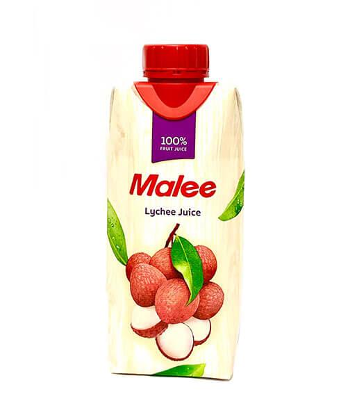 Malee ライチジュース (330 ml)