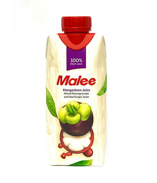 Malee マンゴスチンジュース (330 ml)