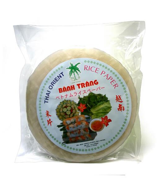 THAI ORIENT ライスペーパー(生春巻き皮) 454g