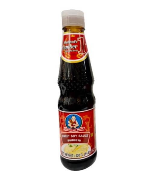 ブラックソイソース (甘口) 400g