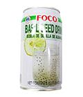 バジルの種ジュース FOCO(350ml)