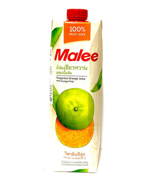 オレンジジュース Malee(1000ml)