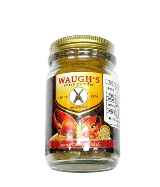 WAUGH'S カレーパウダー ポンカリー 50g