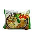 マーマーインスタントラーメン米の中細い麺(ナムサイ味)