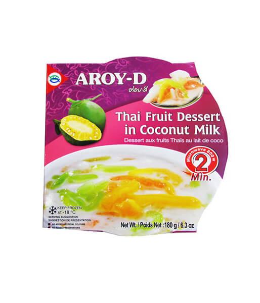 ココナッツミルク入りタイフルーツのデザート アロイディー(180g)