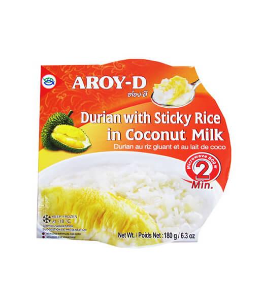 ドリアンともち米のデザート アロイディー(180g)