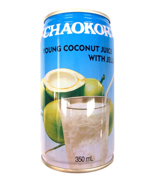 ヤングココナッツジュース入りゼリー(350ml)